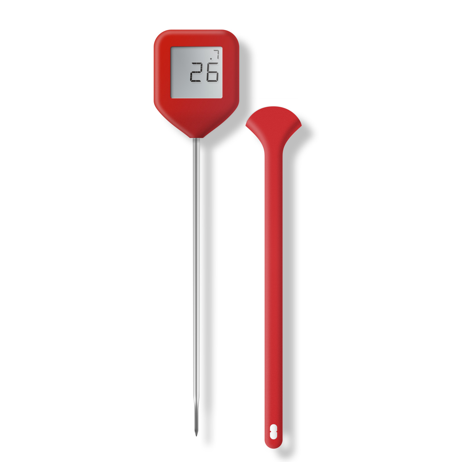 Auo Rotating Display Thermometer